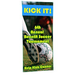 View a larger, more detailed picture of the 360 Banner Stand - 78 x 36 - Replacement Graphic