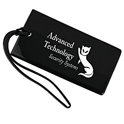 View a larger, more detailed picture of the Find-Your-Luggage Tag - Opaque