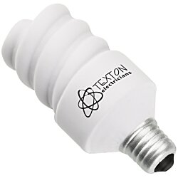 View a larger, more detailed picture of the Mini Energy Saver Lightbulb Stress Reliever - 24 hr