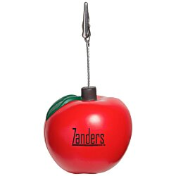 View a larger, more detailed picture of the Note Nest Clip - Stress Apple - 24 hr