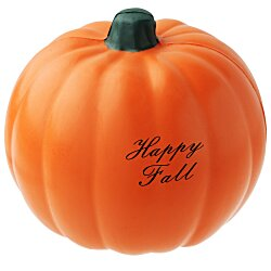 View a larger, more detailed picture of the Pumpkin Stress Reliever - 24 hr