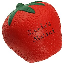 View a larger, more detailed picture of the Strawberry Stress Reliever - 24 hr