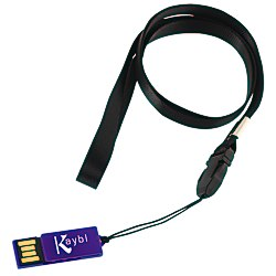 View a larger, more detailed picture of the Paper Clip USB - 2GB