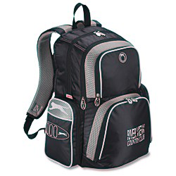 View a larger, more detailed picture of the Slazenger Laptop Backpack - Screen