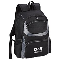 View a larger, more detailed picture of the Continental Checkpoint-Friendly Laptop Backpack