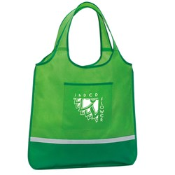 View a larger, more detailed picture of the Expressions Foldaway Shopper