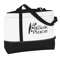 View a larger, more detailed picture of the Linear Convention Tote - Closeout