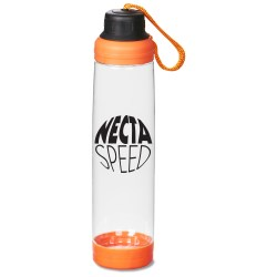 View a larger, more detailed picture of the Dual Cap Sport Bottle - 24 oz