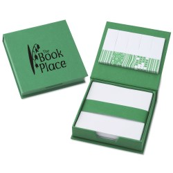 View a larger, more detailed picture of the Designer Flag Note Set - 24 hr