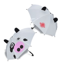 View a larger, more detailed picture of the totes Critter Umbrella - Cow