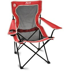 View a larger, more detailed picture of the Coleman Broadband Mesh Quad Chair