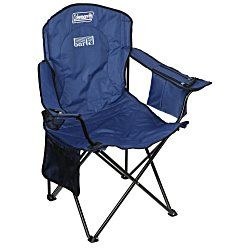 View a larger, more detailed picture of the Coleman Oversized Cooler Quad Chair