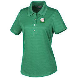 View a larger, more detailed picture of the Callaway Textured Performance Polo - Ladies