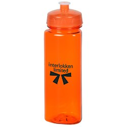 View a larger, more detailed picture of the PolySure Trinity Sport Bottle - 24 oz