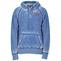 View a larger, more detailed picture of the J America Zen Hoodie - Embroidery