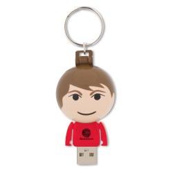 View a larger, more detailed picture of the Ball USB People - 2GB - Male