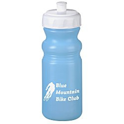 View a larger, more detailed picture of the Sun Fun Cycle Sport Bottle - 20 oz