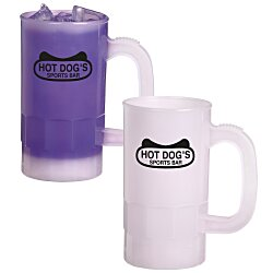 View a larger, more detailed picture of the Mood Beer Stein - 14 oz