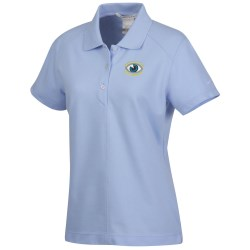 View a larger, more detailed picture of the Nike Performance Pique II Polo - Ladies