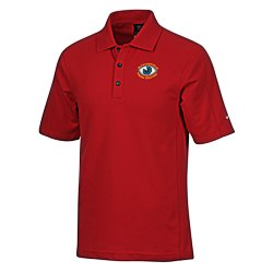 View a larger, more detailed picture of the Nike Performance Pique II Polo - Men s