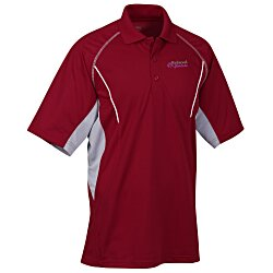 View a larger, more detailed picture of the Parallel Snag Protection Polo - Men s