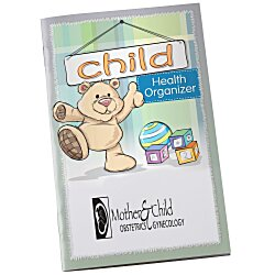 View a larger, more detailed picture of the Child Health Organizer