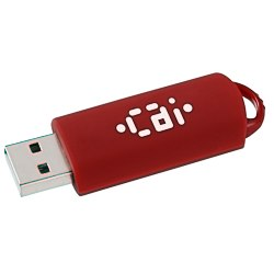 View a larger, more detailed picture of the Clicker USB Drive - 4GB