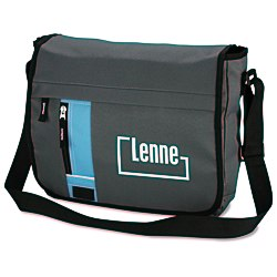 View a larger, more detailed picture of the Motivated Business Messenger Bag