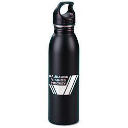 View a larger, more detailed picture of the h2go Solus Stainless Sport Bottle - 24 oz - Matte
