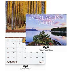 View a larger, more detailed picture of the Everlasting Word Calendar - Funeral Pre-Planning
