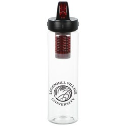 View a larger, more detailed picture of the Freedom Filter Sport Bottle - 25 oz 