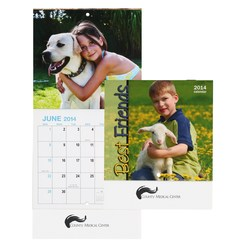 View a larger, more detailed picture of the Best Friends Calendar - Mini
