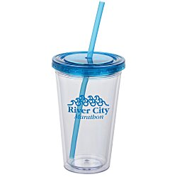 View a larger, more detailed picture of the Color Scheme Spirit Tumbler - 16 oz - 24 hr