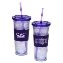 View a larger, more detailed picture of the Liquidate Color Scheme Spirit Tumbler - 20 oz - 24 hr