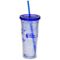 View a larger, more detailed picture of the Earthy Color Scheme Spirit Tumbler - 20 oz - 24 hr