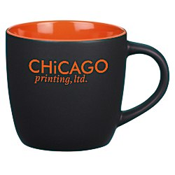 View a larger, more detailed picture of the Riviera Ceramic Mug - 10 oz