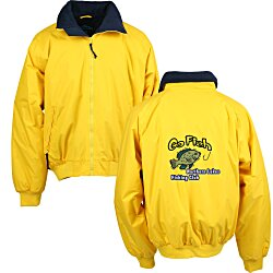 View a larger, more detailed picture of the Mountaineer Jacket - Back Embroidery