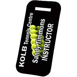 View a larger, more detailed picture of the Value Lanyard Card - 3 x 1-1 2