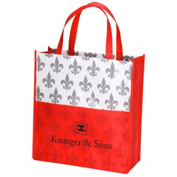View a larger, more detailed picture of the Fleur De Lis Tote