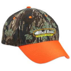 View a larger, more detailed picture of the Two-Tone Camouflage Cap