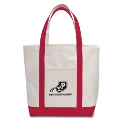 View a larger, more detailed picture of the Contender Team Tote - Overstock