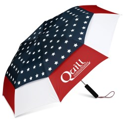 View a larger, more detailed picture of the  The Patriot Umbrella
