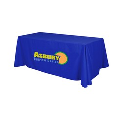 View a larger, more detailed picture of the Closed-Back Table Throw - 6 - Heat Transfer