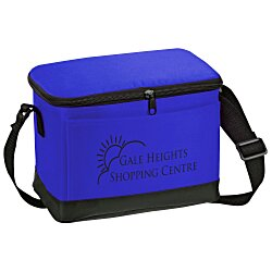 View a larger, more detailed picture of the 6-Pack Insulated Cooler Bag