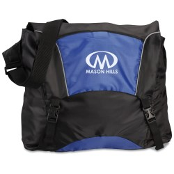 View a larger, more detailed picture of the Avenues Messenger Bag - Closeout