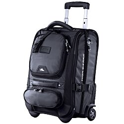 View a larger, more detailed picture of the High Sierra 21 Wheeled Carry-On - 24 hr