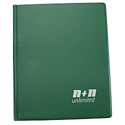 View a larger, more detailed picture of the Vinyl Padboard Folder - 24 hr