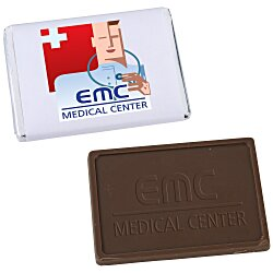 View a larger, more detailed picture of the Molded Chocolate Bar