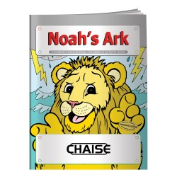 View a larger, more detailed picture of the Noah s Ark Coloring Book - Overstock