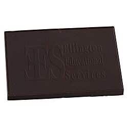 View a larger, more detailed picture of the Chocolate Treat - 5 oz - Rectangle